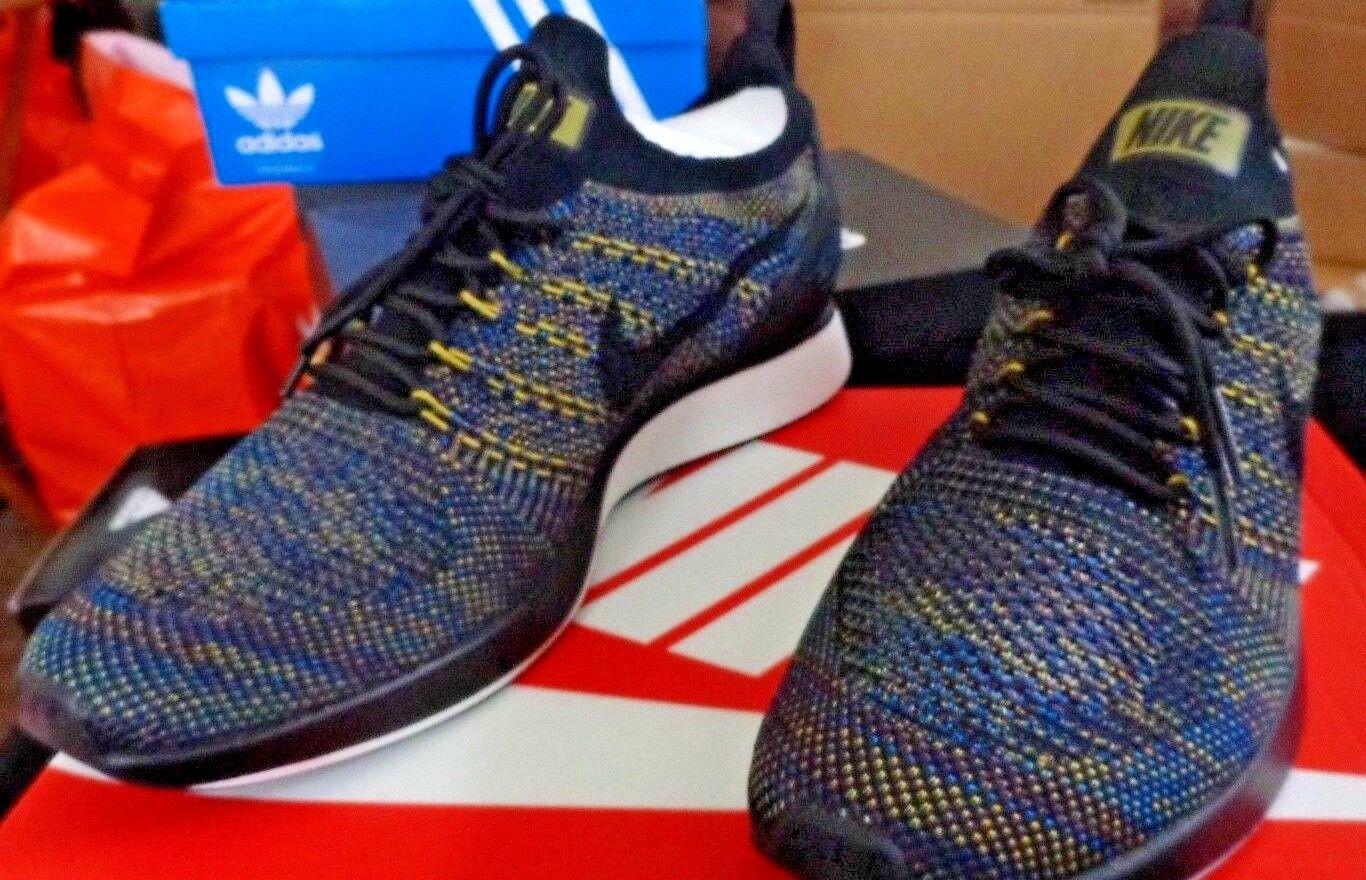 f5b038ead04a0 Nike Womens Air Zoom Mariah FK Racer Racer Racer Running Shoe. Brand New.  Sizes  6.5- 12 a1a24d