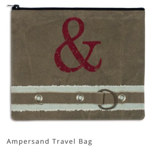 Luggage & Travel Accessories Ampersand Travel Bag Back Roads