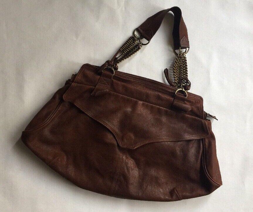 Isabel Marant Tasche Braun Leder Mit Original Staubbeutel Staubbeutel Staubbeutel | Mittel Preis  | Verbraucher zuerst  | Verschiedene Stile  c1cff0