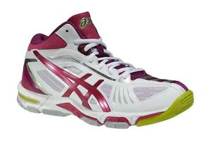 Scarpa volley Asics Gel Volley Elite 2 Mid Donna B350N 0125 fine serie