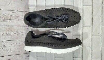 Nike Mayfly Woven Black Summit White