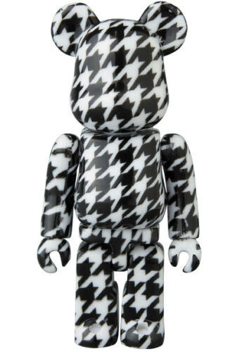 Medicom Bearbrick S36 Pattern 36 Monotone be@rbrick 100/% Black /& White