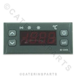 Eliwell id cool universel Contrôleur de réfrigération de contrôle digital thermostat-afficher le titre d`origine