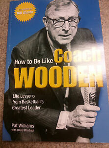 How-to-be-like-Coach-Wooden-signed-by-Bill-Walton-autograph-UCLA-Go-Bruins