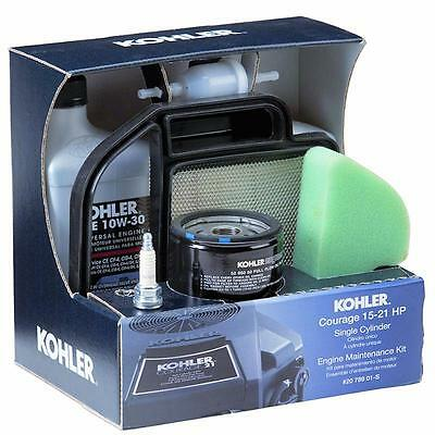 Kohler Engine Maintenance Kit Courage SV470-SV620 #20 789 01-s