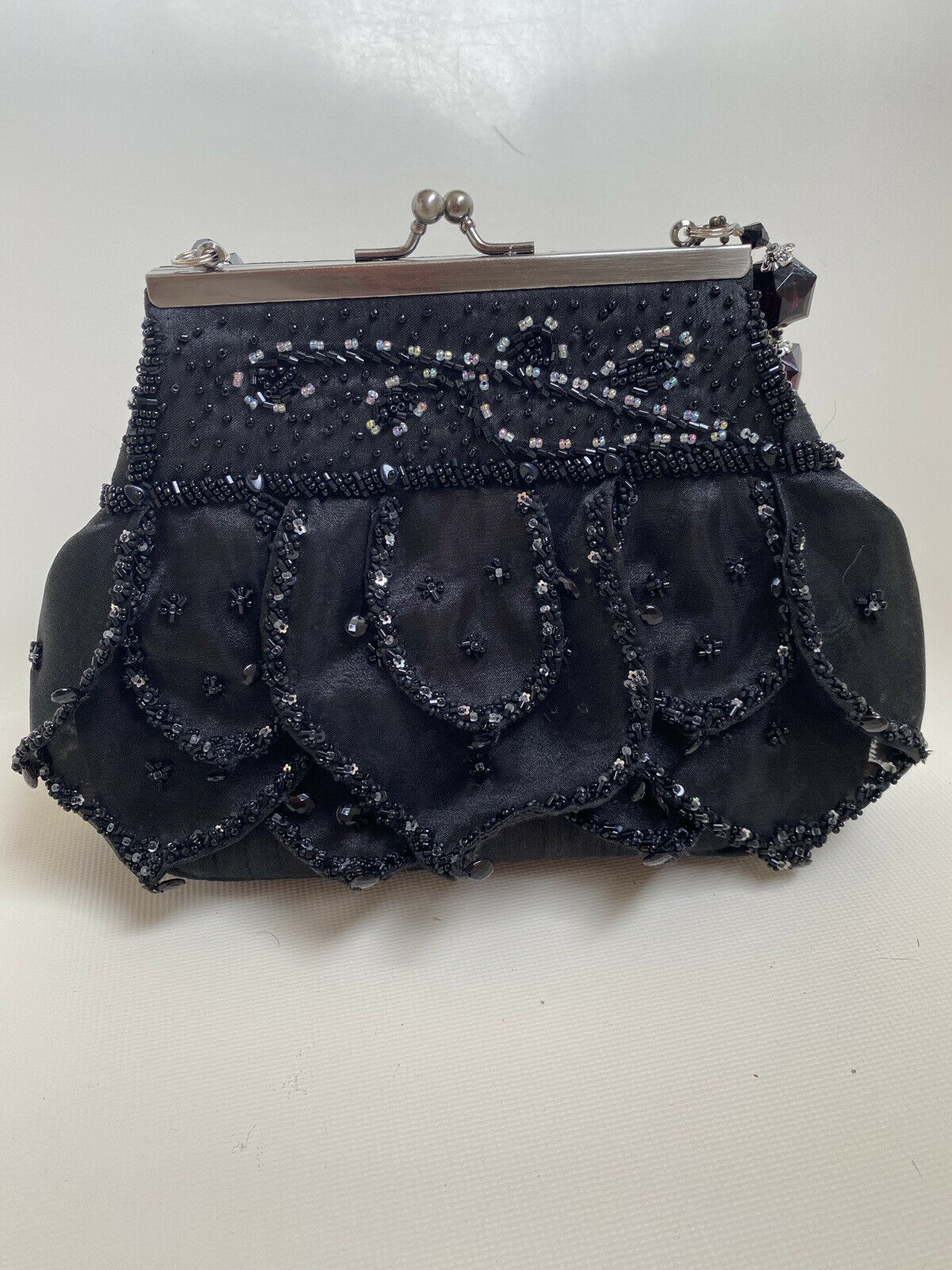 """Mary Frances Vintage Purse Rare """"Ball Gown"""" - image 2"""