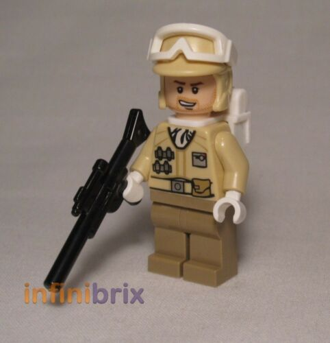 Lego Hoth Rebel Trooper from Set 75014 Battle of Hoth Star Wars BRAND NEW sw462