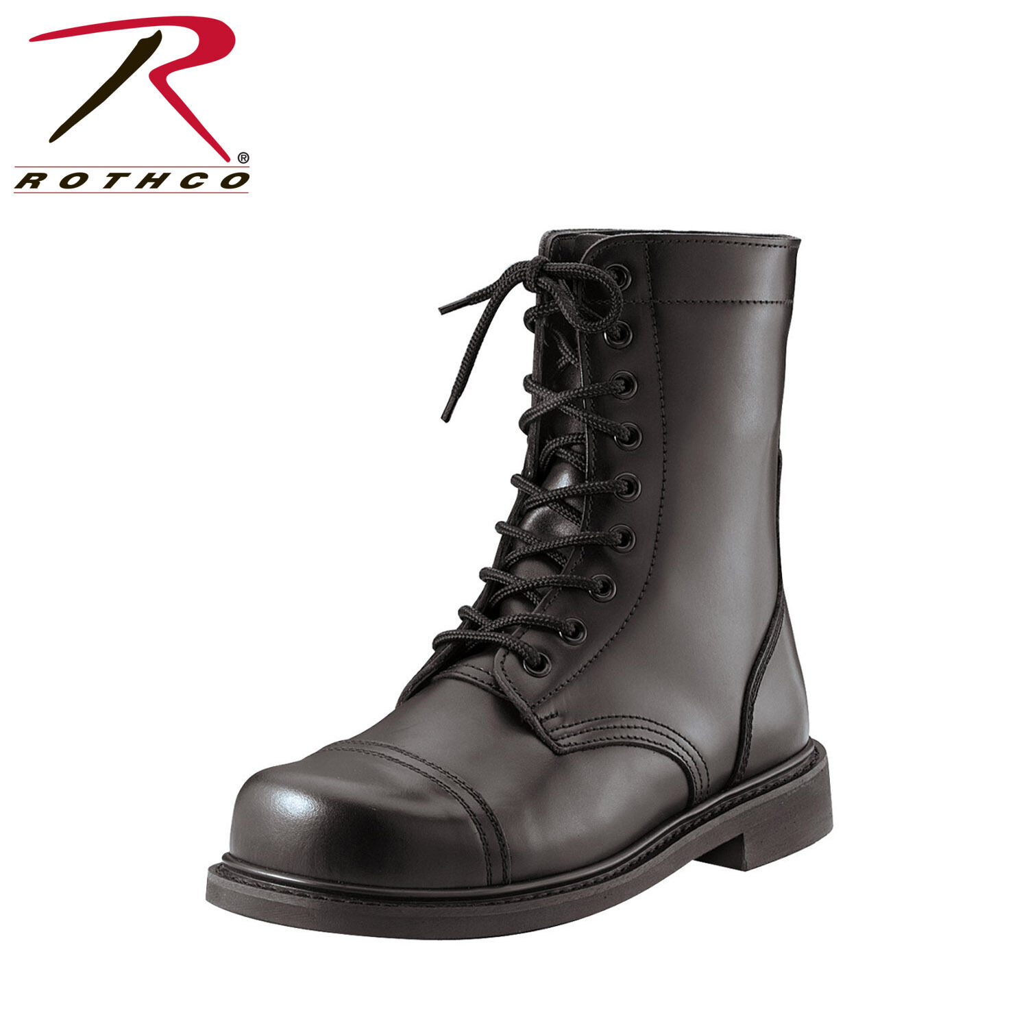 Rothco 5075 G.I. Type Combat Boot - Black