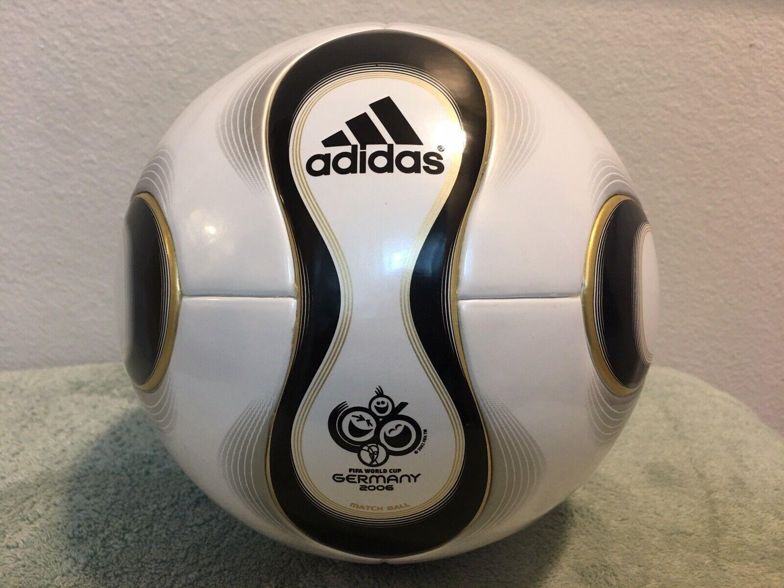 Adidas World Cup 2006 Alemania Teamgeist Match pelota de fútbol Italia