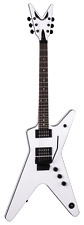 Dean ML 79 F CWH Solid-Body Electric Guitar, Classic White