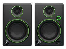 "Mackie CR Series*CR3*3"" Creative Reference Multimedia Monitors Speakers Pair NEW"