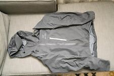 Arc'teryx Alpha FL Jacket, Men's Small, Anvil (gray)