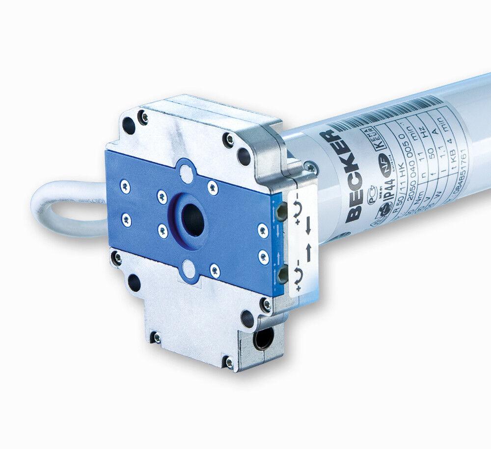 Becker tubo propulsión con manivela-puerto r20-17-m05 20nm