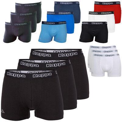 Serio Kappa Boxershorts 3er, 6er O 9er Pack Mutandine, Mutande, Slip, S-5xl- Rinfresco