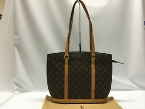 Auth-Louis-Vuitton-Monogram-Babylone-Shoulder-Tote-Bag-9C131200bn-034