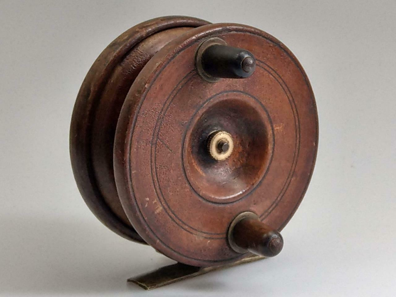 Gamages of Holborn Fishing  Reel c1920s  sale online discount