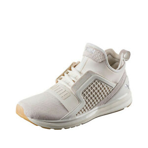 968ee23bc6bc Image is loading Puma-Ignite-Limitless-Reptile-Whisper-White-189807-02-