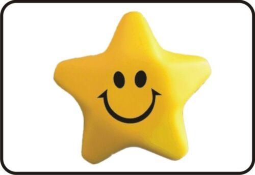 gagnants stress stars stress balls 6 à presser stress jouets sac de fête jouets pta