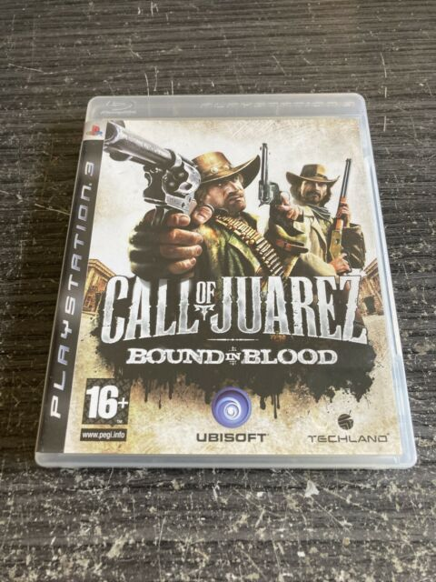 Jeu PS3 - Call of Juarez : Bound in Blood