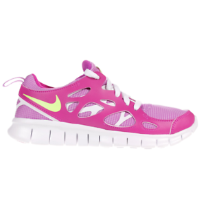 NEW NIKE Free Run  2 Woman Running shoes Trainer Sneaker pink 477701 503 WOW SALE  official authorization