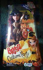 """Bratz Costume Party """"Meygan"""" Wicked Witch Doll"""