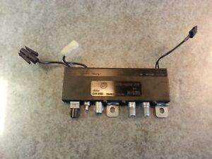Original-BMW-E38-E39-Antennenverstaerker-Sperrkreis-Radio-Antenna-Amplifier-Modul