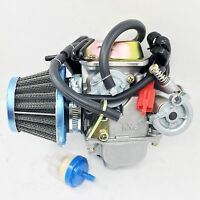 Performance Carburetor W/filter Gy6 150cc Scooter Roketa Sunl Go-kart Gy6 Pd24