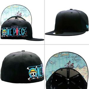 Image is loading NEW-ERA-59fifty-ONE-PIECE-MAP-BASEBALL-CAP- ba4a54dddc90