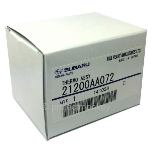 OEM Subaru 21200AA072 Thermostat Baja Forester Legacy Impreza Outback WRX STi