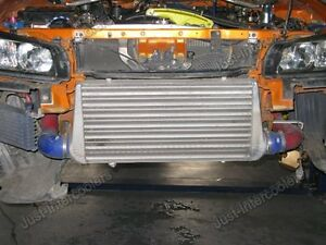 Intercooler Kit W Bov For Nissan S13 S14 Skyline Gtr
