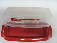 Rubbermaid Servin Saver Butter Dish Free Shipping 1777193