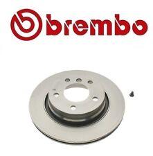 NEW BMW E46 323i 328Ci Disc Brake Rotor Rear Brembo 34 21 1 165 563