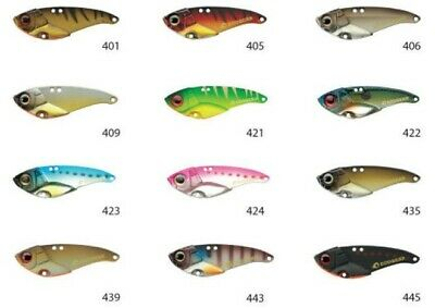 Ecogear Breamer Vibe 35 Blade Lure 5.5gr Color BV04