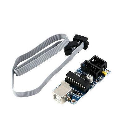 AVR USB Tiny ISP Programmer Module USB Download Interface Board For Arduino OV