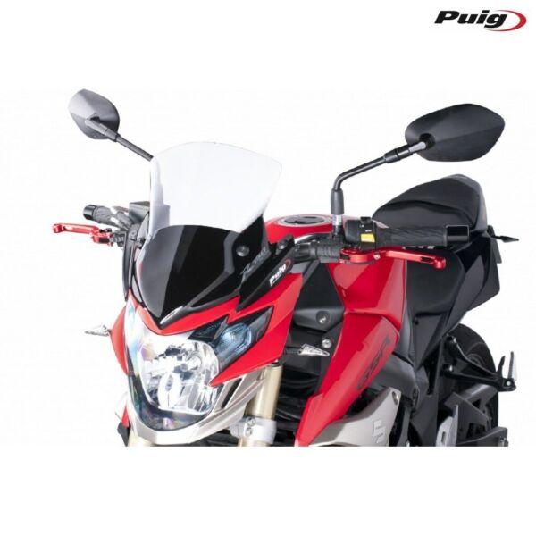 Helder Puig 5646w Cupolino Ng Sport Trasparente Suzuki 750 Gsr 2011-2016