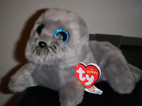 Ty Beanie Baby - Wiggy The Sea Lion For 2016 Very Cute In Hand
