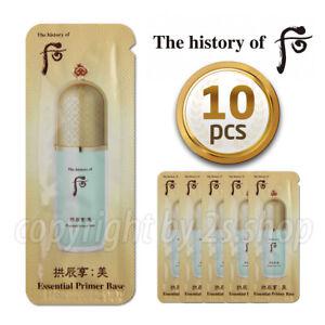 The-History-Of-Whoo-Gongjinhyang-Mi-Essential-Primer-Base-1ml-x-10pcs