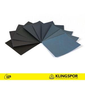 20 pcs pack assortiment sable papier feuilles fin moyen gros draps sec et humide utilisation