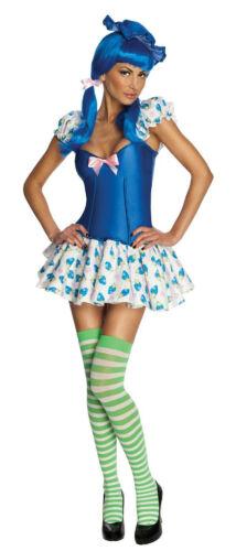 Adult Strawberry Shortcake Blueberry Muffin Costume