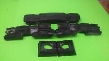 2004 Mercedes w211 E500 Bumper Foam Impact Absorber Front SET 5pc