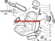 182787580 Pomello Regolazione Sedile SX  Fiat Coupè dal 1994 al 2000 Originale