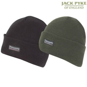 JACK-PYKE-MENS-BEANIE-BOB-HAT-THINSULATE-THERMAL-FLEECE-LINING-ARMY-COLDWEATHER