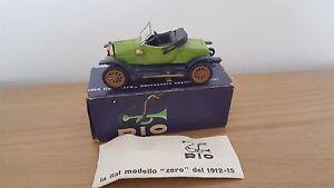 49847-RIO-MINIATURE-CAR-1914-FIAT-ZERO-CARROZZATA-SPYDER-12-IN-ORIGINAL-BOX