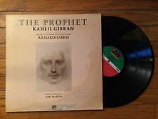 The Prophet Kahlil Gibran – Richard Harris – Atlantic Records – SD 18120