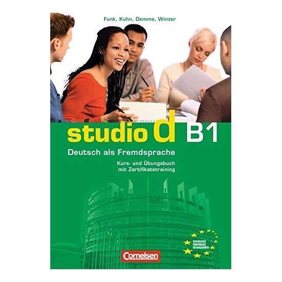 9783464207192 Studio d. B1. Kursbuch-Ubungsbuch. Con CD Audio. P...ole superiori