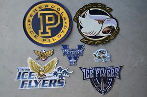 CHOICE-of-Pensacola-Ice-Pilots-Flyers-Throwback-Minor-League-Hockey-Jersey-Patch