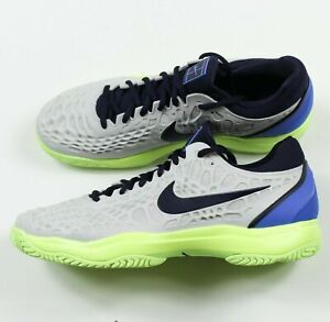 Dettagli su Uomo Nike Nikecourt Zoom Air Cage 3 Hard Court Tennis Scarpe UK 12 US 13 Eu 47.5