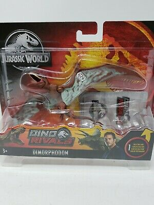 JURASSIC WORLD DINO RIVALS DIMORPHODON ATTACK FIGURE PACK NEW