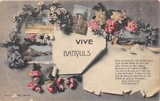 CPA 66 VIVE BANYULS