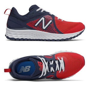 Details about New Balance Baseball Turf Shoes 3000v5 Navy/Red Men's Turf Trainers T3000PR5